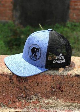 The Heathered blue DTO Cap