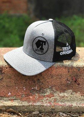 The Heathered Black DTO Cap
