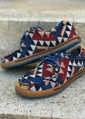 Ladies Hooey Aztec Casual