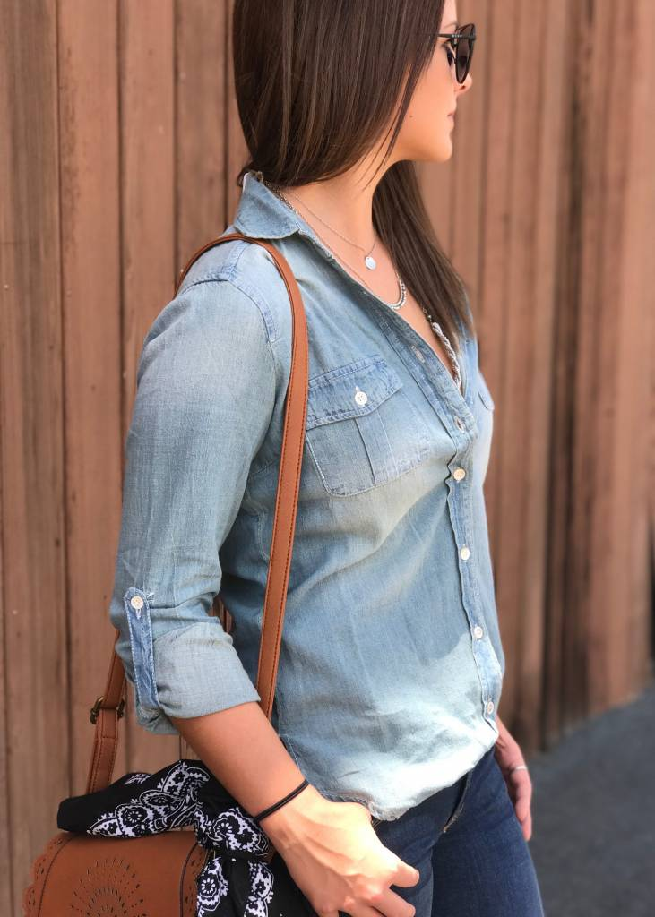 The Classic Button Down