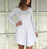 The Icicle T Shirt Dress