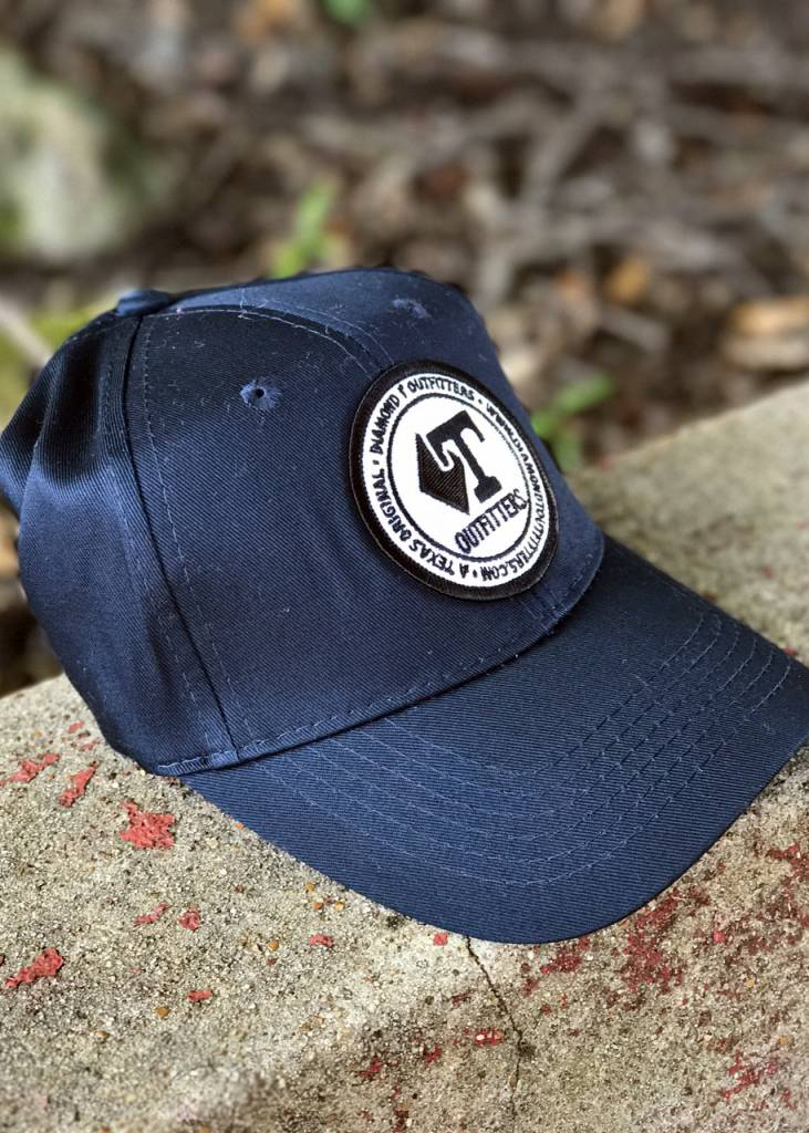 Diamond T Outfitters Little Guy Navy Cap
