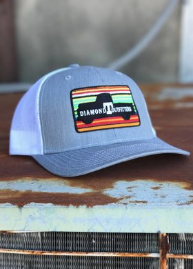 Diamond T Outfitters The Sancho Cap