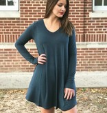 The Breezy Dress in Orion Blue