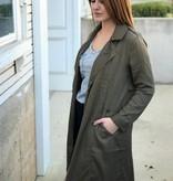 The Daphnee Trench Coat