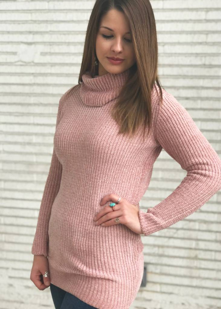 The Rosey Tunic