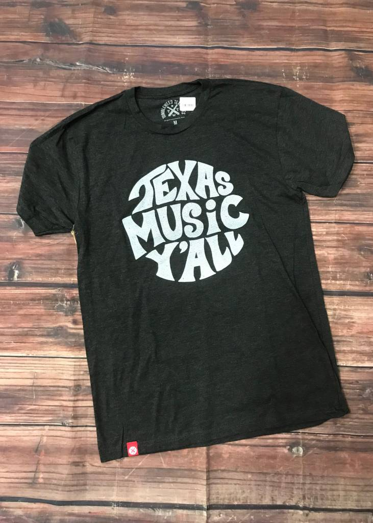 Texas Music Tee