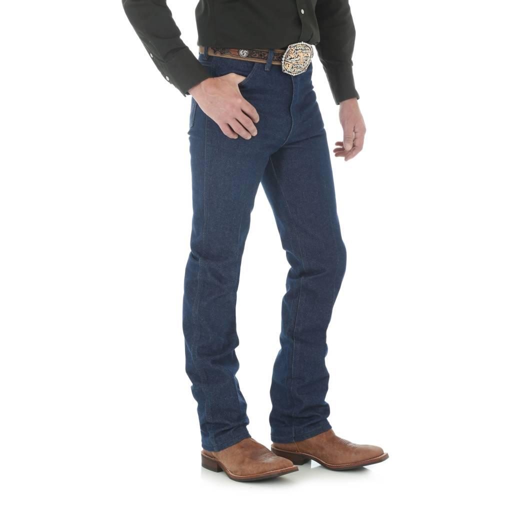 Cowboy Cut® Slim Fit Rigid Indigo