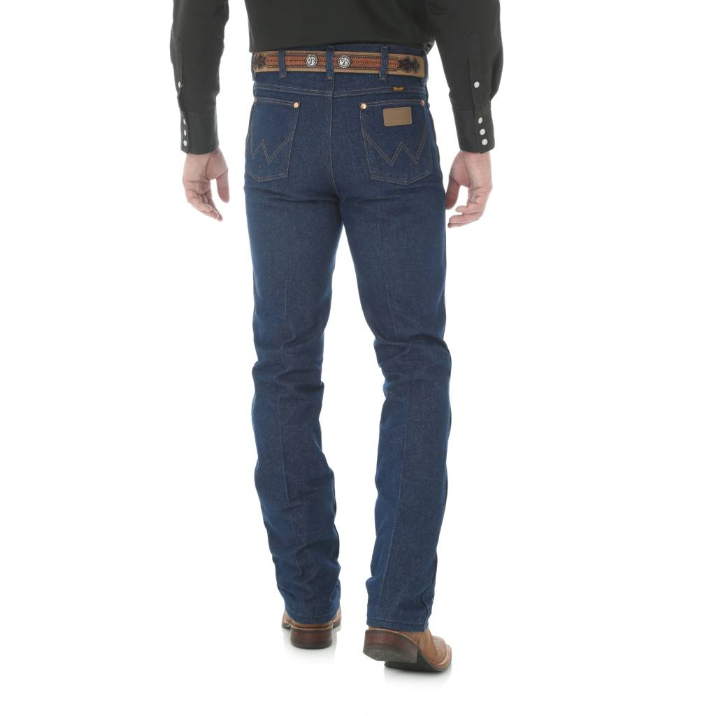 Wrangler Cowboy Cut® Slim Fit Rigid Indigo
