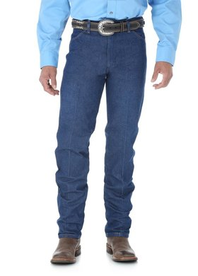 Cowboy Cut® Original Fit Rigid Indigo