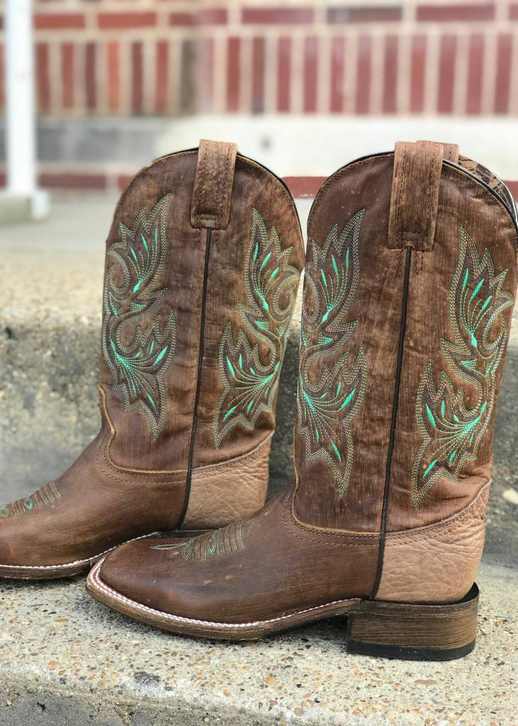 Corral Honey Double Comfort Boot