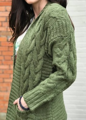 The Huntress Cardigan
