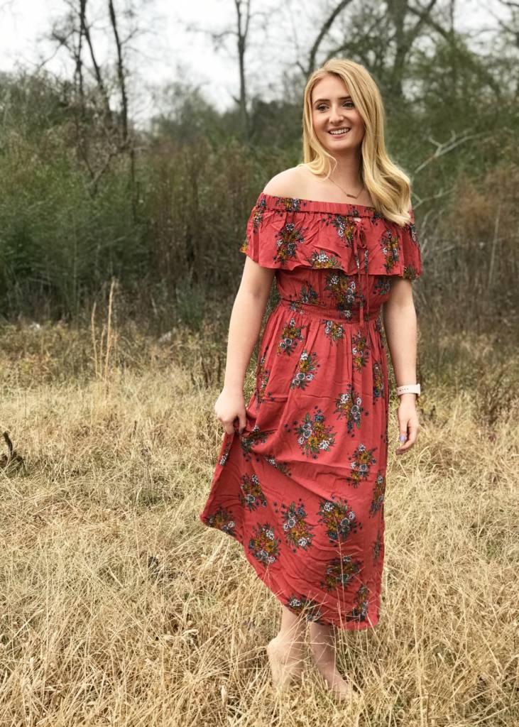 The Tropics Dress