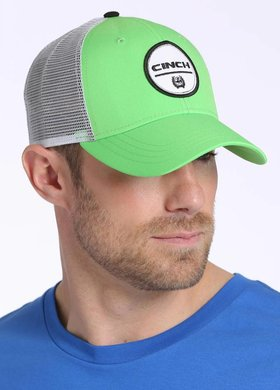 Cinch Lime Trucker