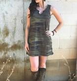 The Camo Tank Dress
