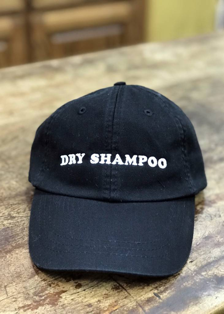 Dry Shampoo Cap