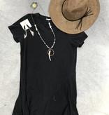 In A Loop Dress Black