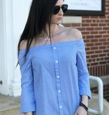 Diamond T Outfitters The Penn Blouse
