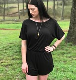 Diamond T Outfitters The Emi Romper