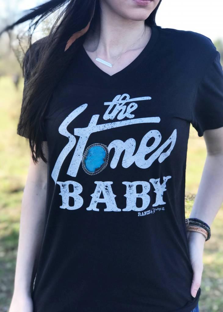 Stones Baby Tee