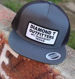 The Oldie Charcoal Cap