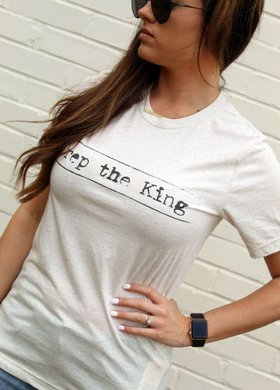 Rep the King Tee