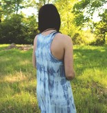 Diamond T Outfitters The Tie Dye Dress