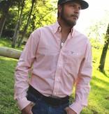Wrangler® 20X® Competition Advanced Comfort Orange Geo Shirt