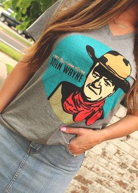 John Wayne Tee