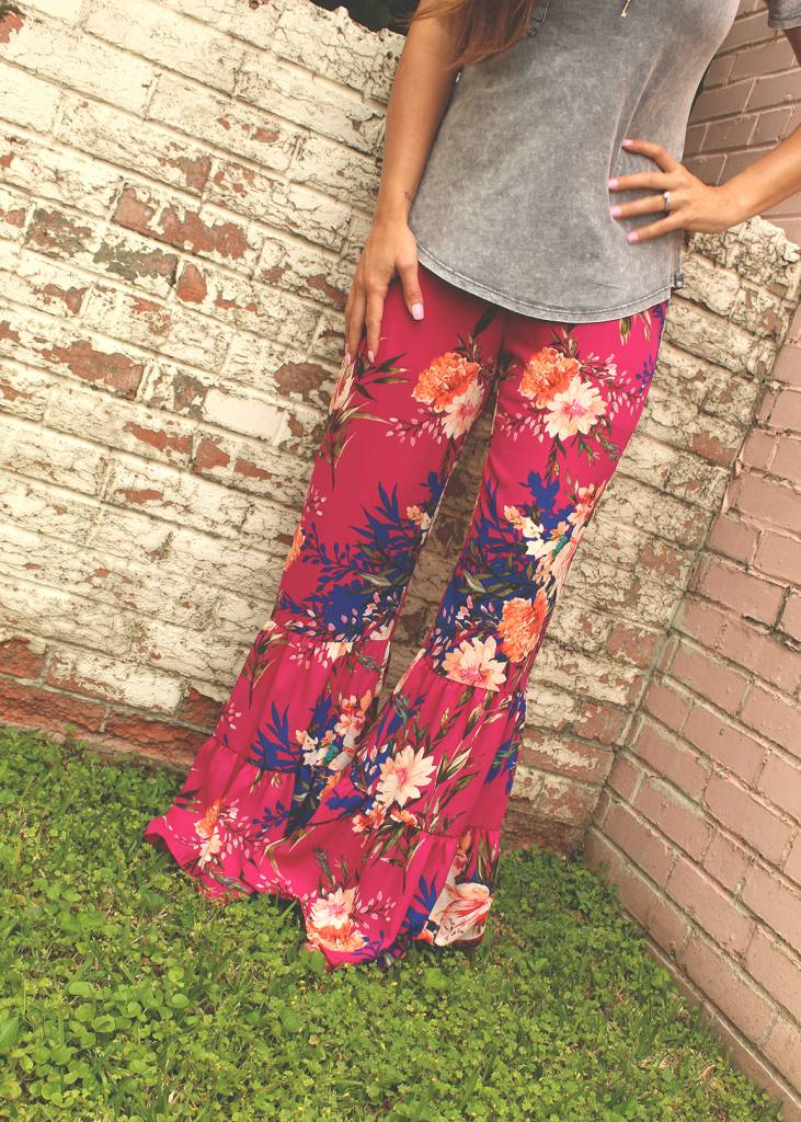 Diamond T Outfitters Island Vibes Gauchos