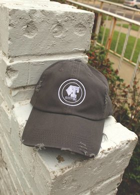 Diamond T Outfitters Ladies DTO Cap Distressed Nickel