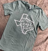 Diamond T Outfitters Deep in The Heart Tee