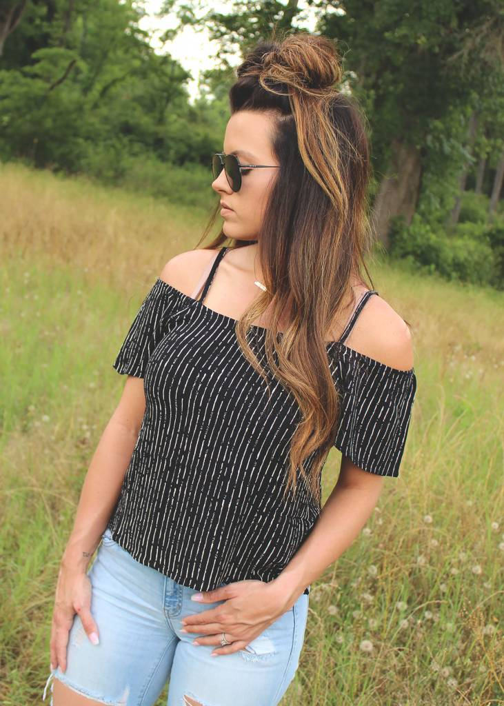 Diamond T Outfitters Summer Nights Top