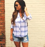 Diamond T Outfitters The Bailey Summer Plaid