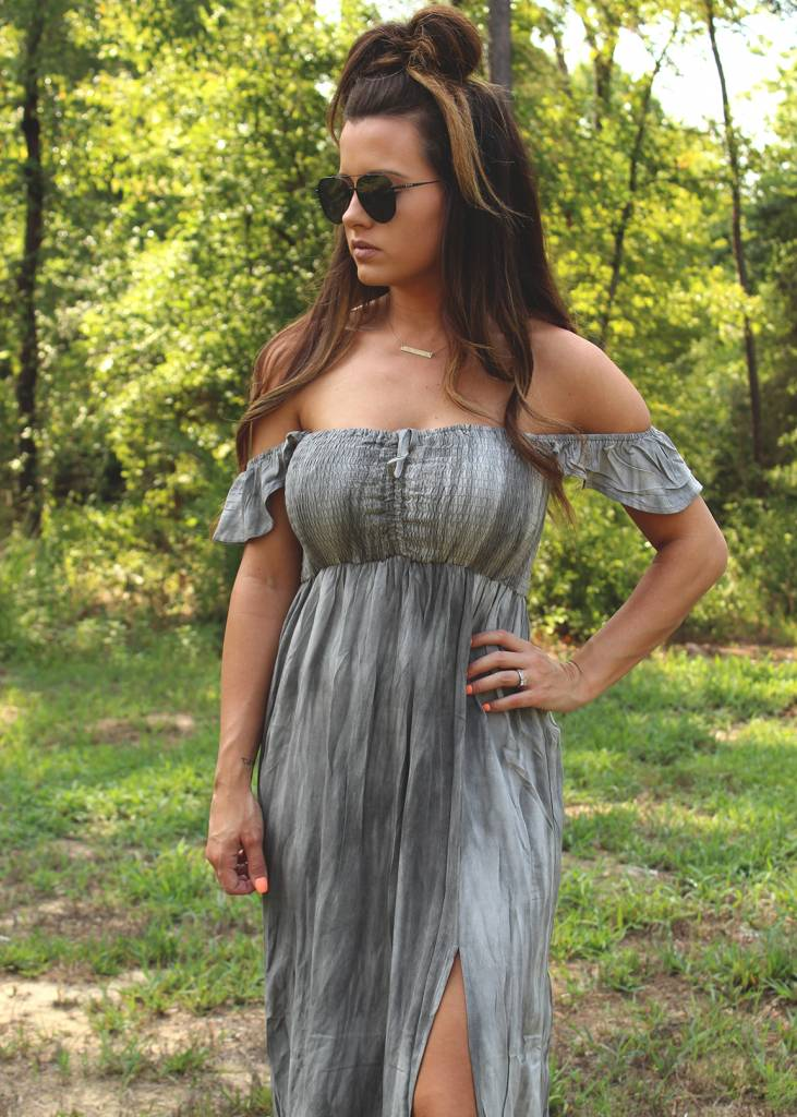 Diamond T Outfitters The Juliette Maxi Dress