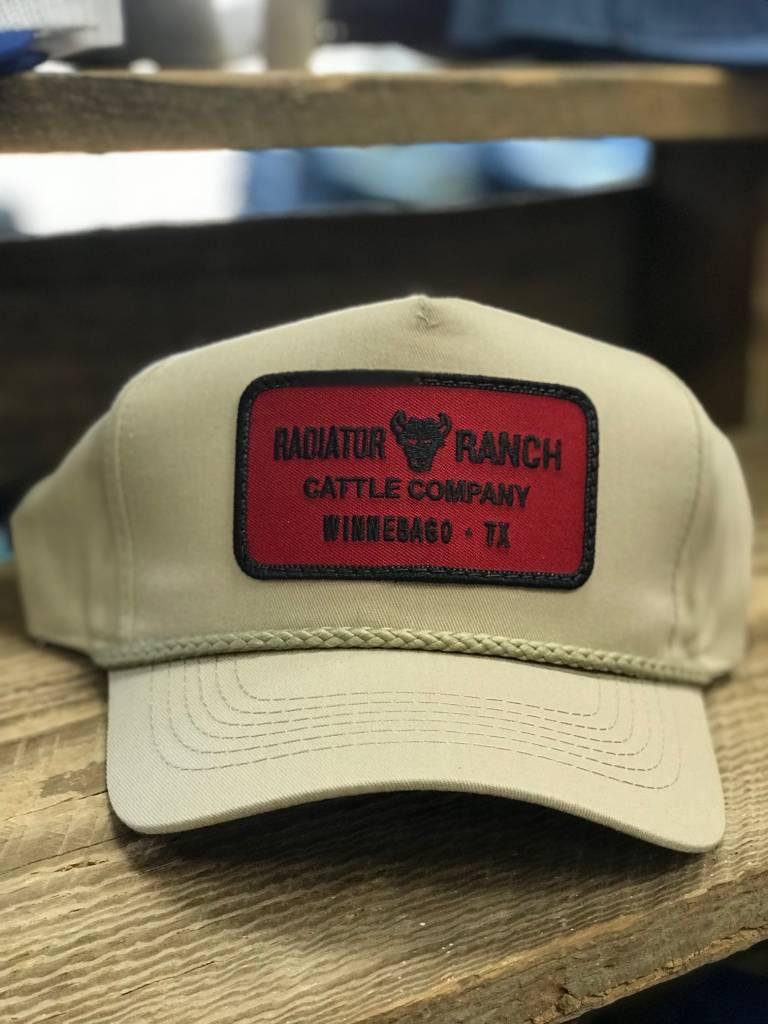 Dale Brisby Radiator Ranch Cap in Khaki