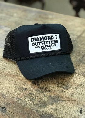 Diamond T Outfitters The Johnny Cap