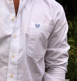 Panhandle Slim Roughstock Dress White Button Down