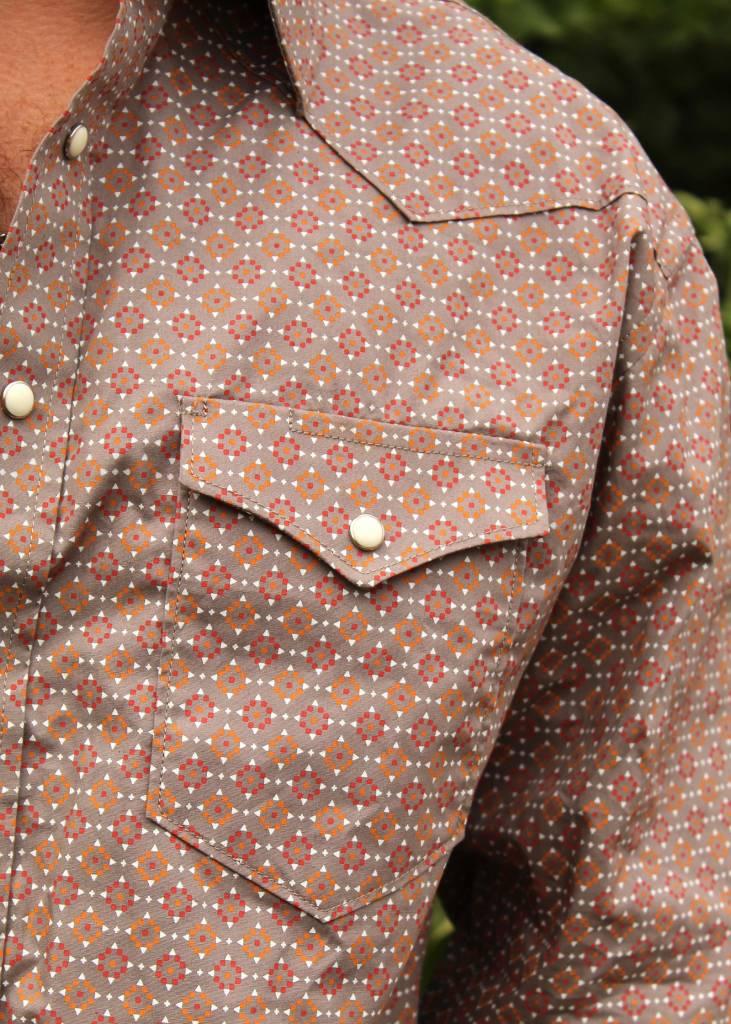 Panhandle Slim Roughstock Pendleton Long Sleeve Pearl Snap