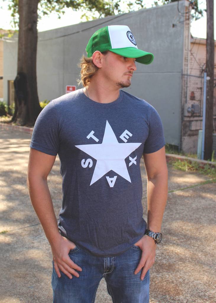 Diamond T Outfitters Texas Star Tee