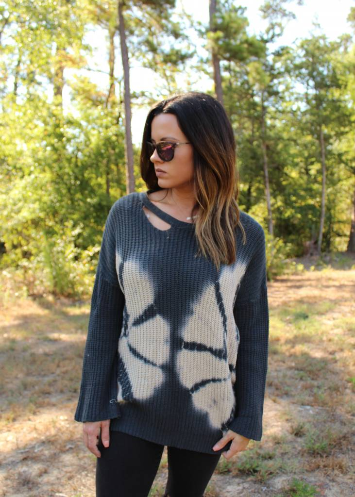 Diamond T Outfitters The Slash Sweater