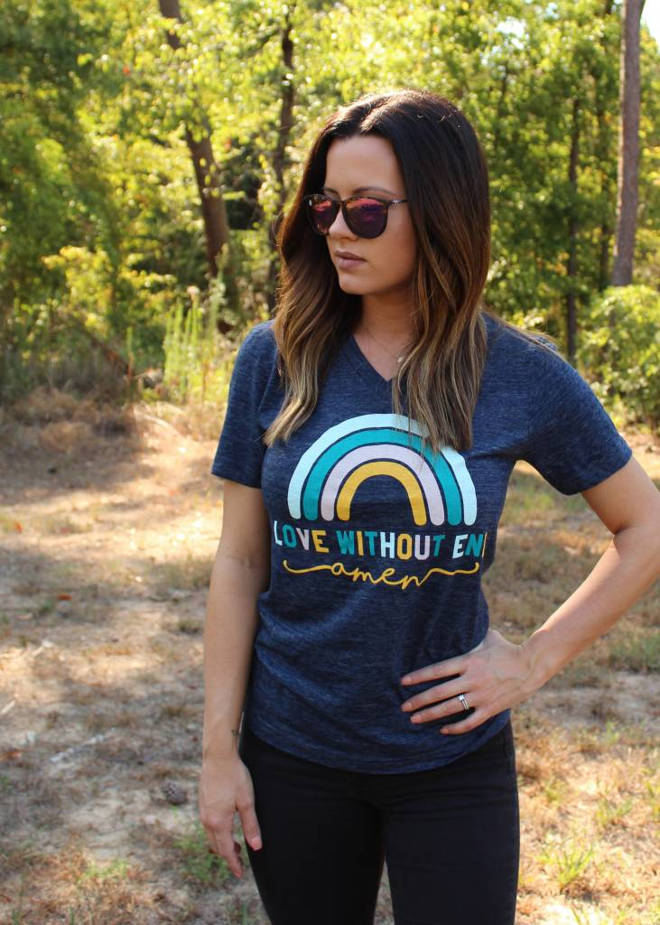 Diamond T Outfitters Love Without End Tee