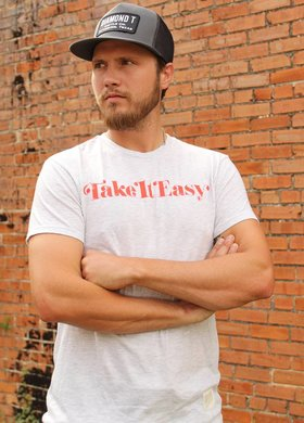 Diamond T Outfitters Take It Easy Tee