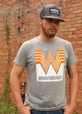 Diamond T Outfitters Whataburger Tee