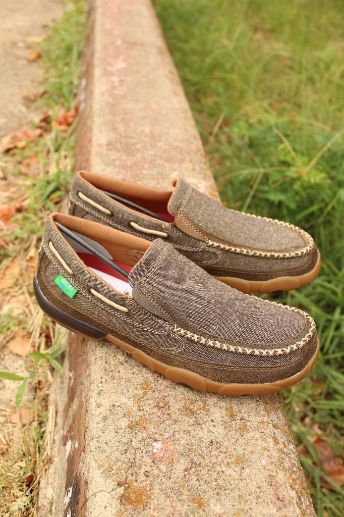 Twisted X Twisted X ECO Dusty Canvas Shoe
