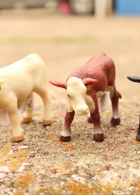 Little Buster Toys Charolais Calf