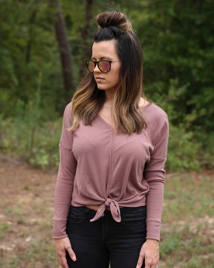 Diamond T Outfitters The Center Blouse