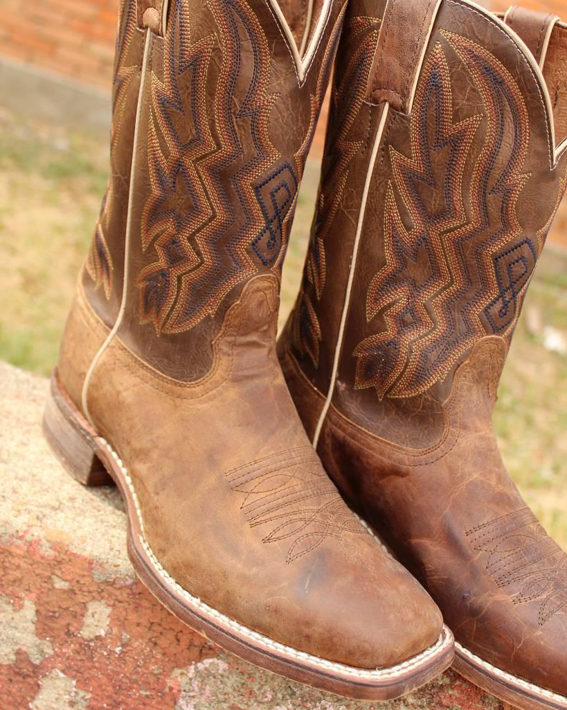 Nocona Nocona Deputy Vintage Brown Boot