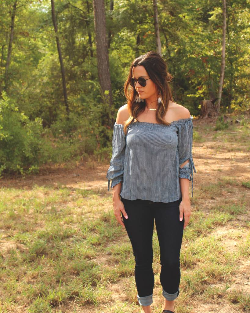 Diamond T Outfitters Barnes Blouse
