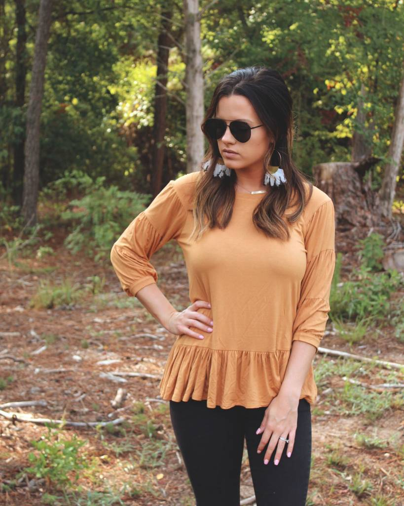 Diamond T Outfitters The Penny Top